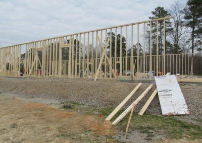 Old Liberty Missionary Baptist Church - New Construction